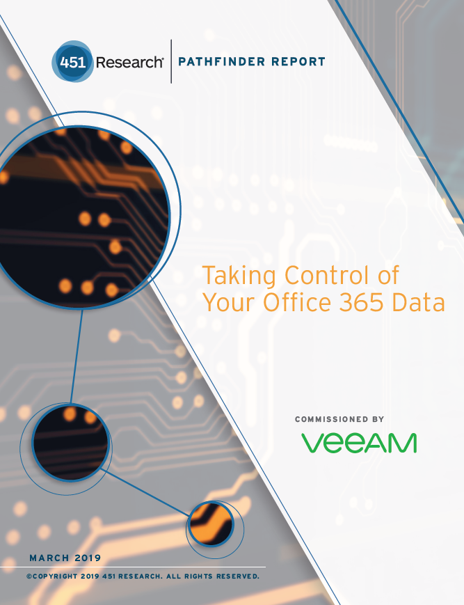 Take Control of your Office 365 Data
