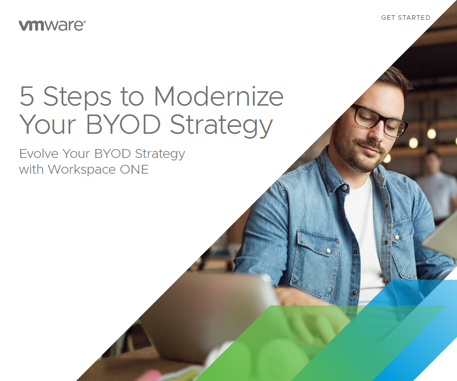5 Steps to Modernize Your BYOD Strategy
