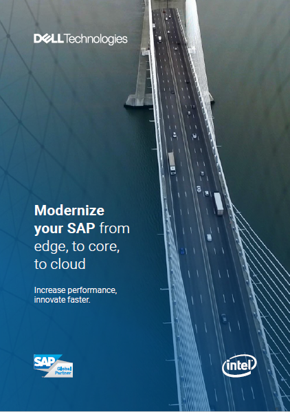 Modernize your SAP from edge, to core, to cloud