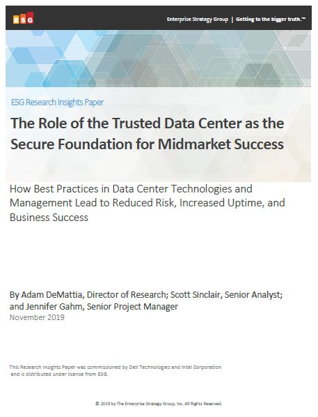 The Role of the Trusted Data Center as the Secure Foundation for Mid-market Success
