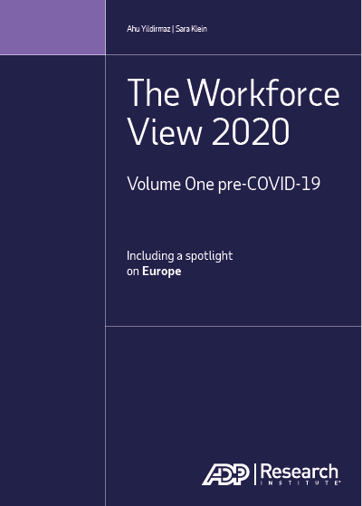 Workforce view 2020