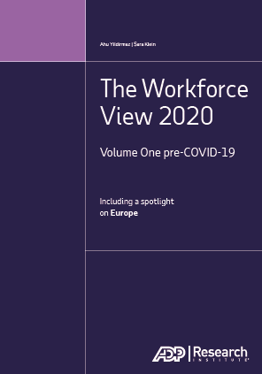 The Workforce View 2020: Volume One pre-COVID-19