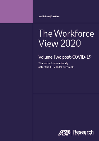 The Workforce View 2020: Volume Two post-COVID-19