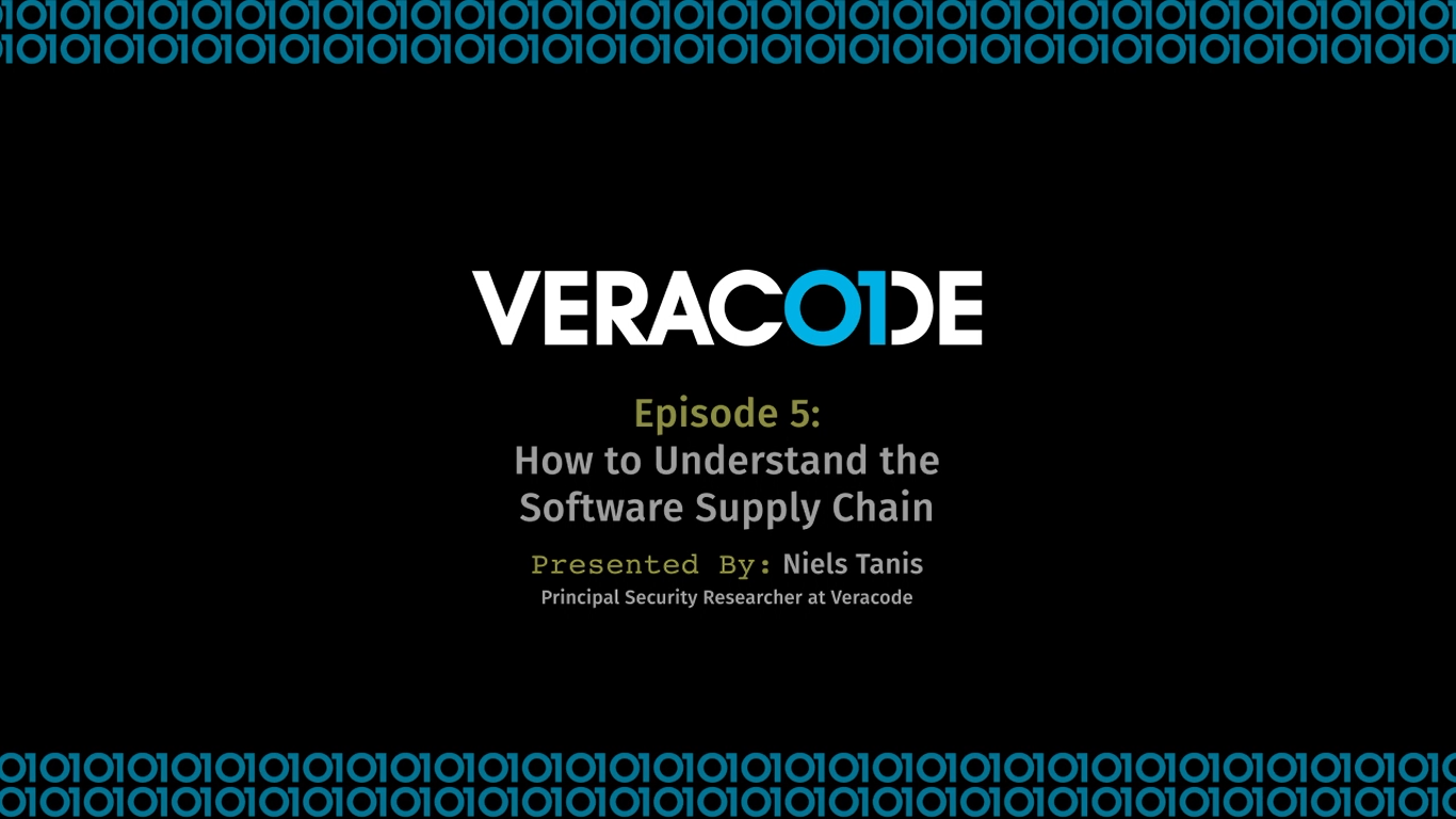 How to understand the software Supply chain