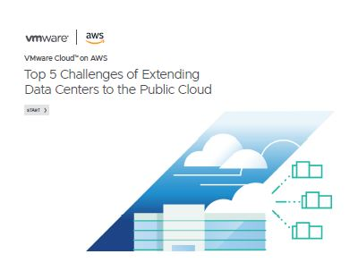 Top 5 Challenges of Extending Data Centers to the Public Cloud