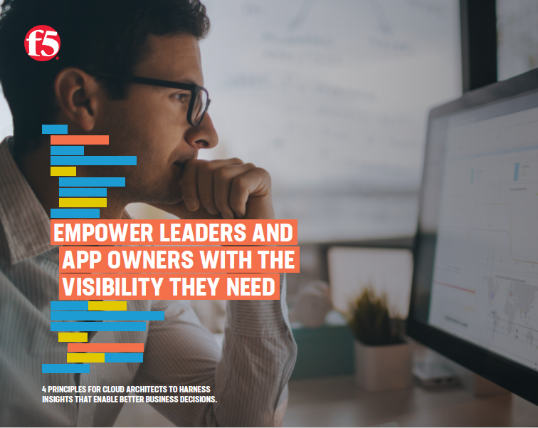Empower leaders and App owners with the visibility they need