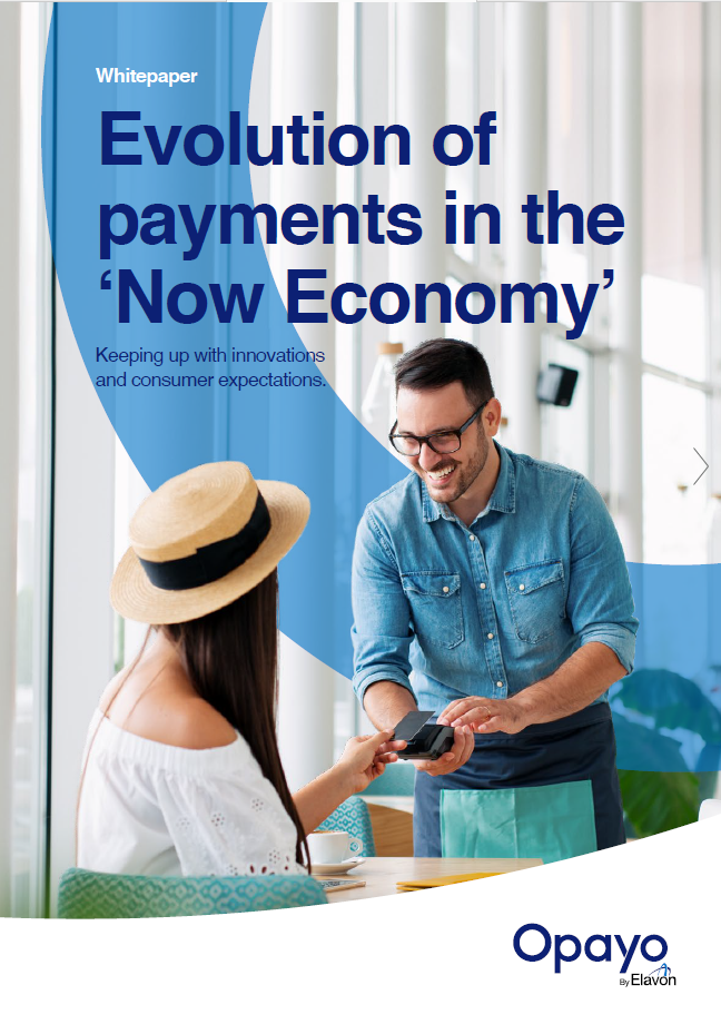 Evolution of payments in the 'Now Economy'