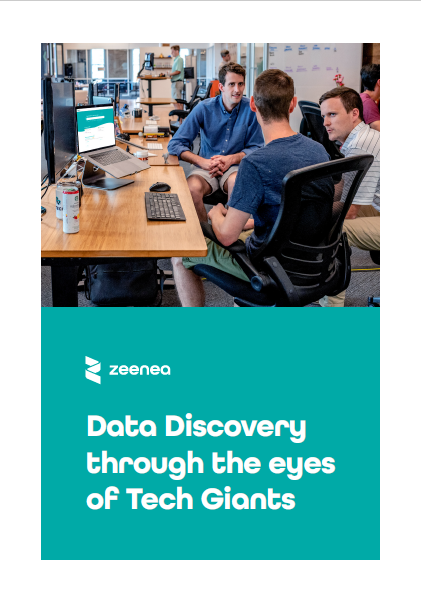 Data Discovery through the eyes of Tech Giants