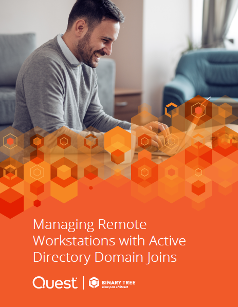 Managing Remote Workstations with Active Directory Domain Joins