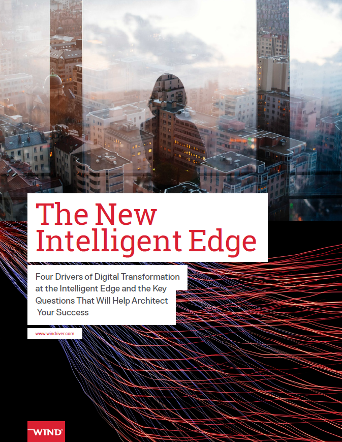 The New Intelligent Edge