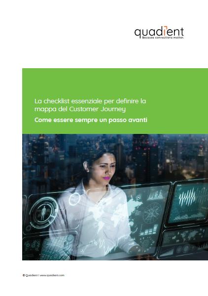 La checklist essenziale per definire la mappa del Customer Journey come essere sempre un passo avanti