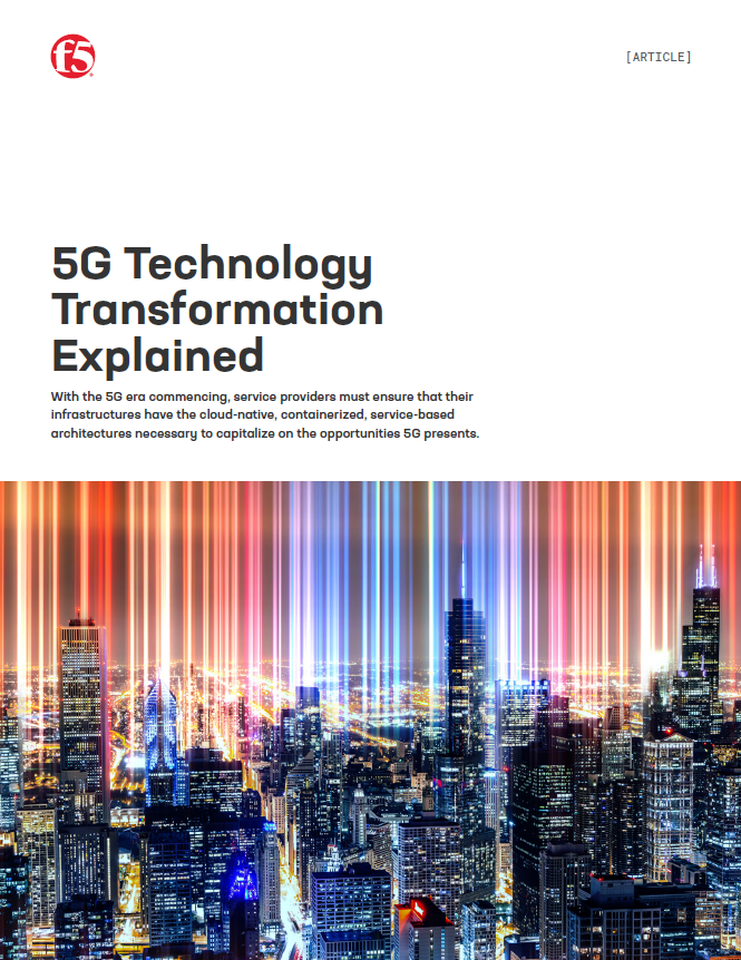 5G Technology Transformation Explained