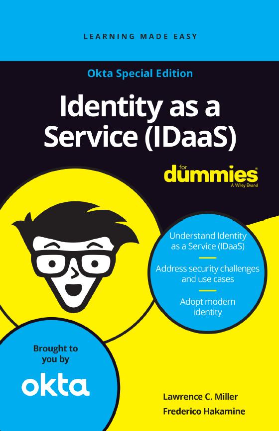 Identity as a Service – Okta
