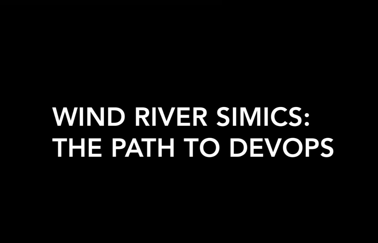 Wind River Simics – The path to DevOps