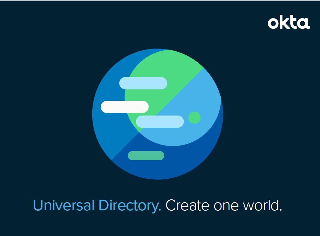 Universal Directory. Create one world.