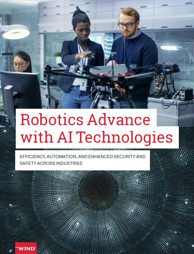 Robotics advance with AI technologies