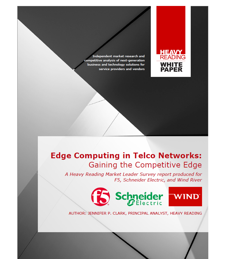 Edge computing in Telco Networks: gaining the competitive edge