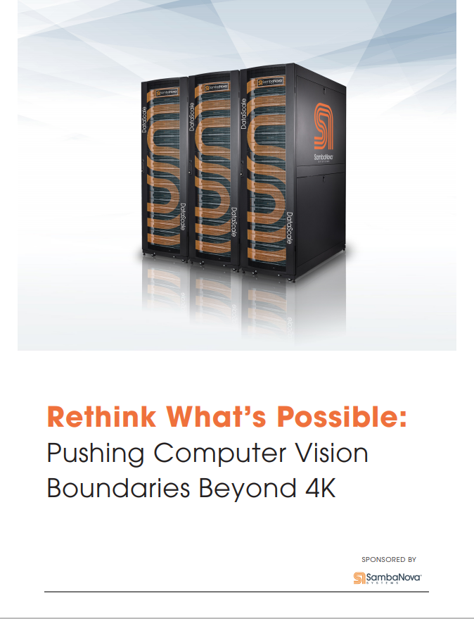 Rethink What's Possible: Pushing Computer Vision Boundaries Beyond 4K