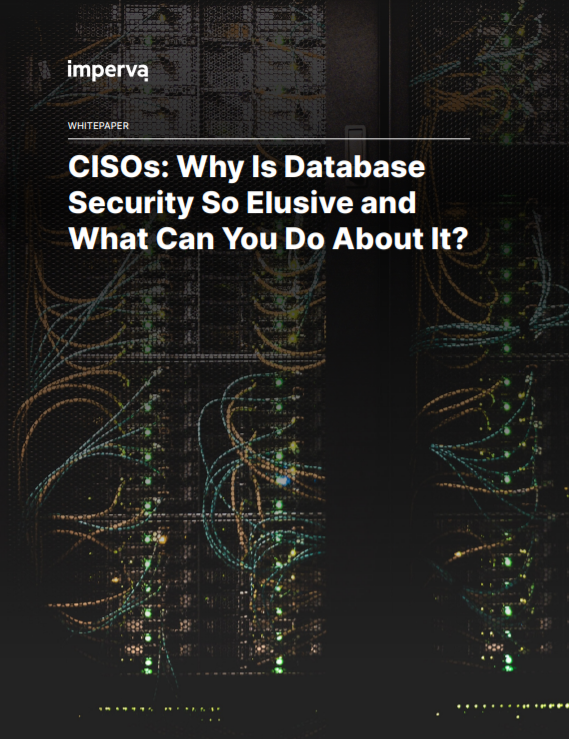 CISOs: Why Is Database Security So Elusive and What Can You Do About It?