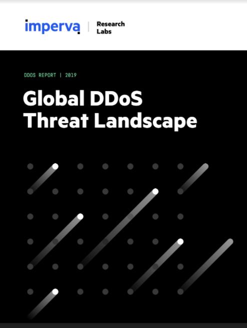 Global DDoS Threat Landscape DDOS REPORT   2019