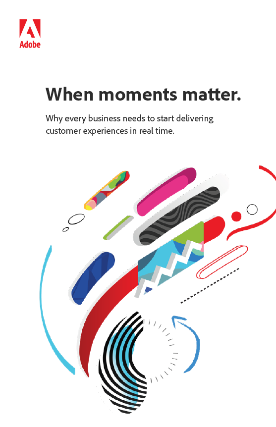 When moments matter.