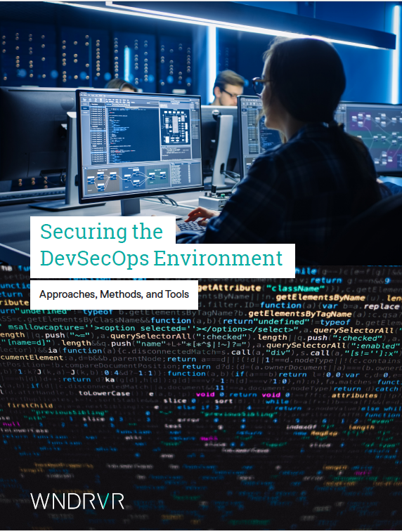 Securing the DevSecOps Environment