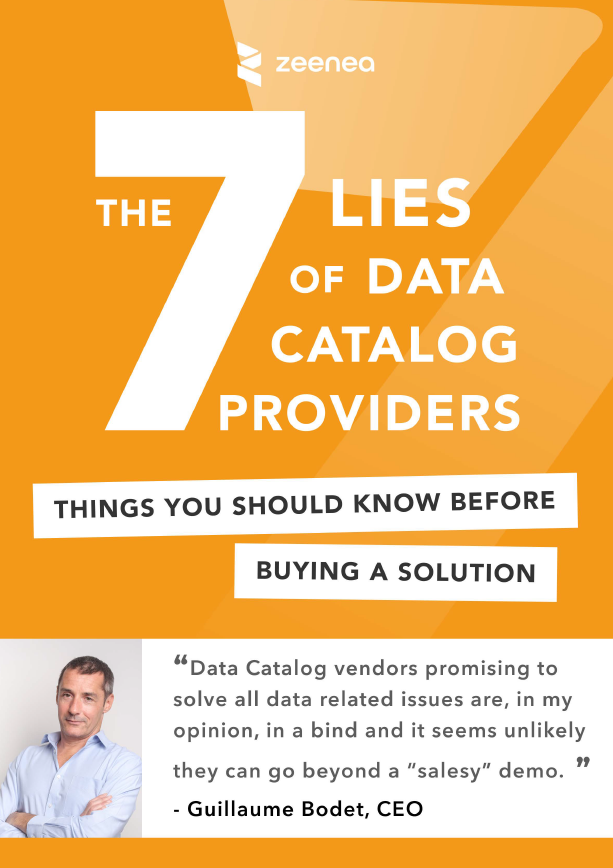 The 7 lies of Data Catalog Providers