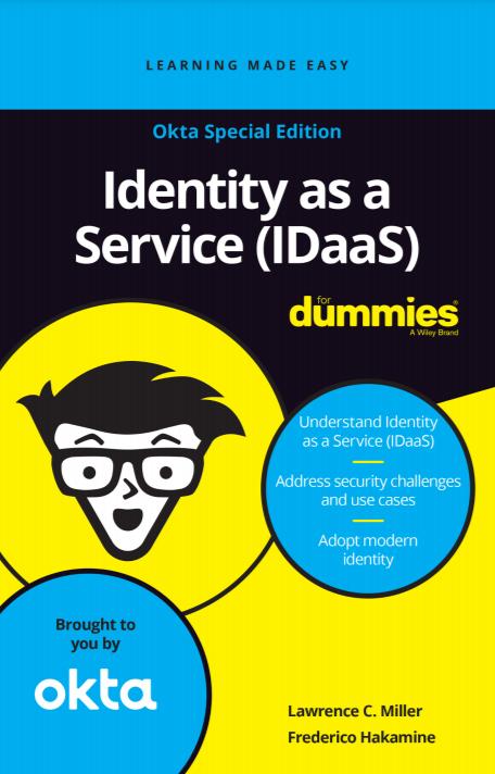 Identify as a Service (IDaas)