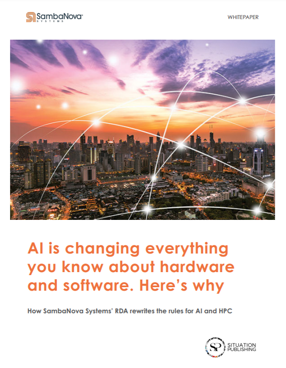 AI is changing everything you know about hardware and software. Here's why