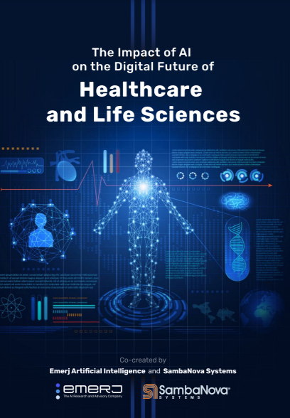 The Impact of AI on the Digital Future of Healthcare and Life Sciences