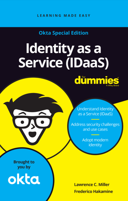 Identity as a Service (IDaaS)