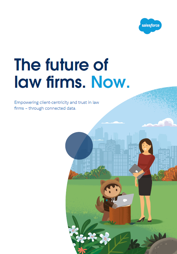 The future of law firms. Now.